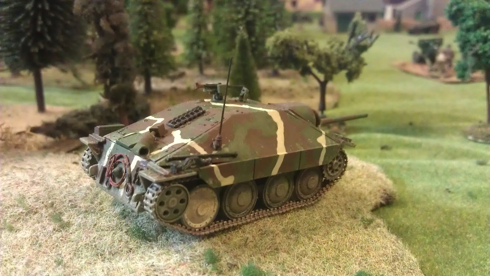 A Hetzer retrea... eh, redeploying