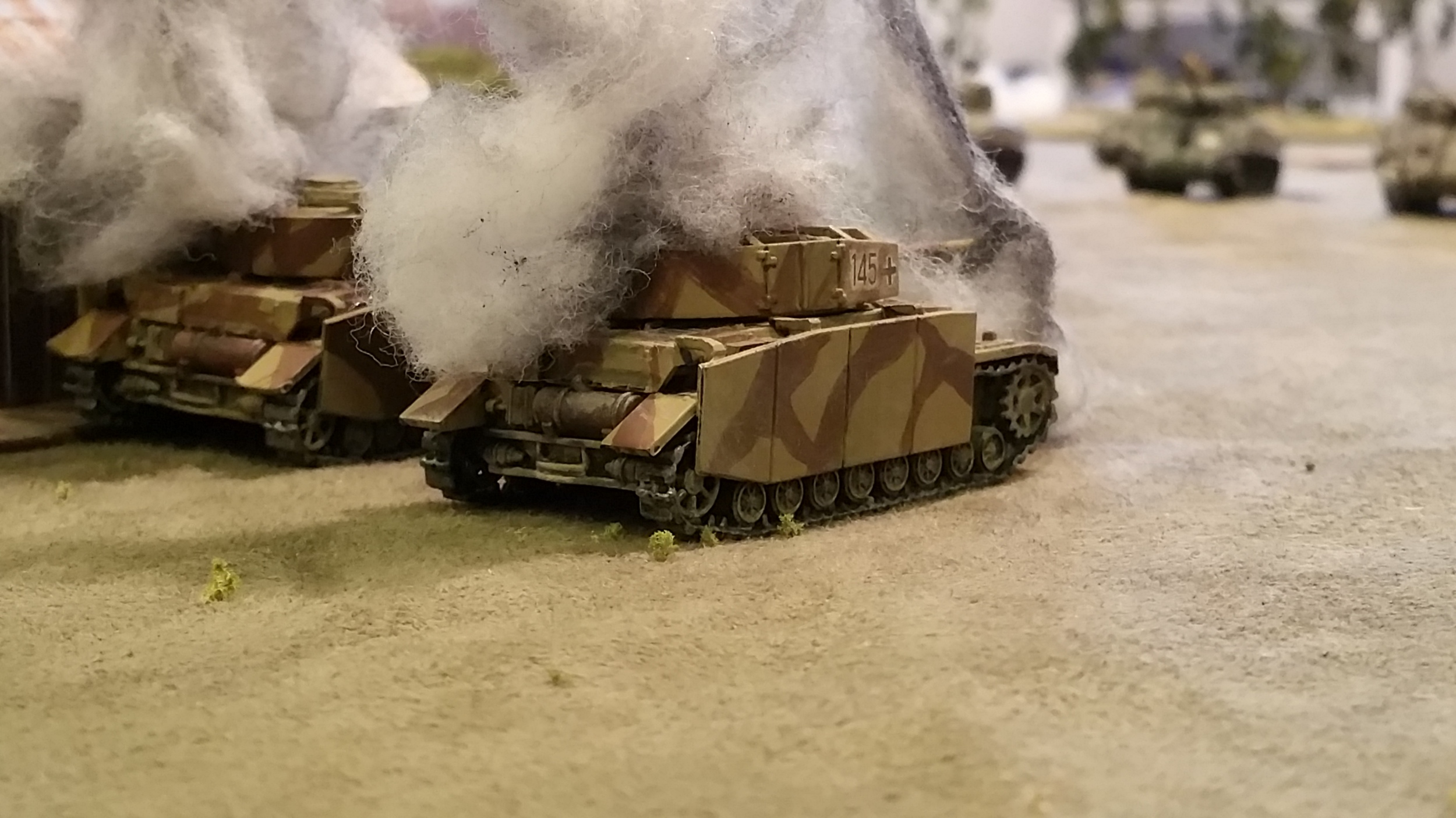 panzer ivs can't stem the tide