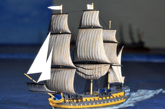Just one of the many ships from WillieB
