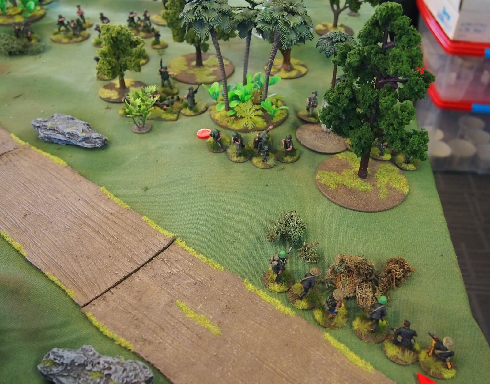 VC attack faltered after melee