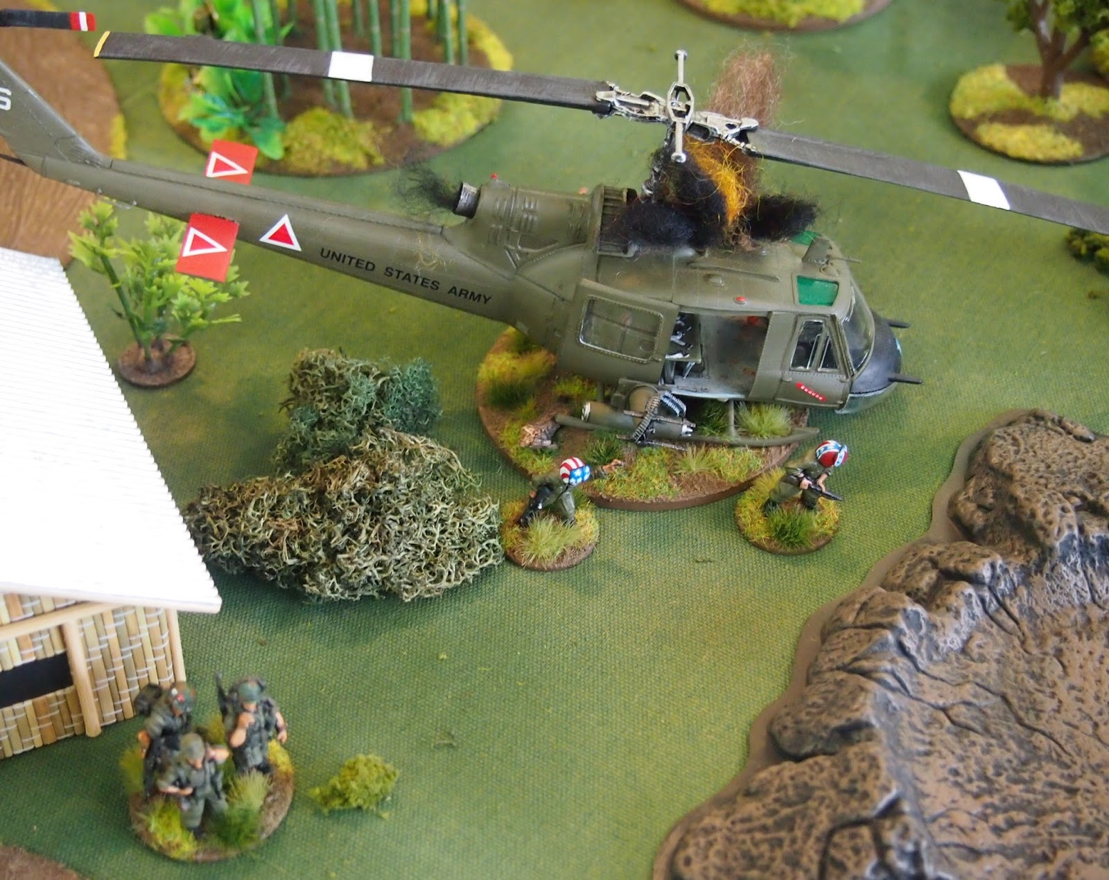 Did I mention that I shot down a Helicopter (finally)?