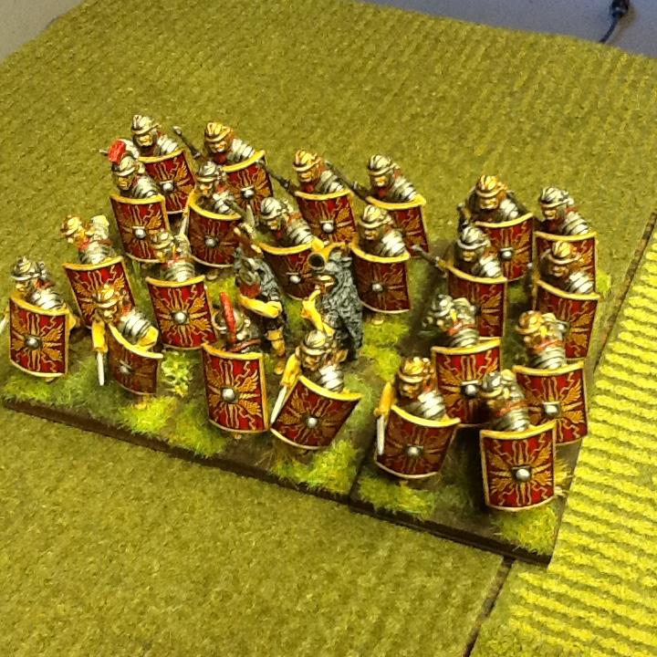 Lloyd's Romans