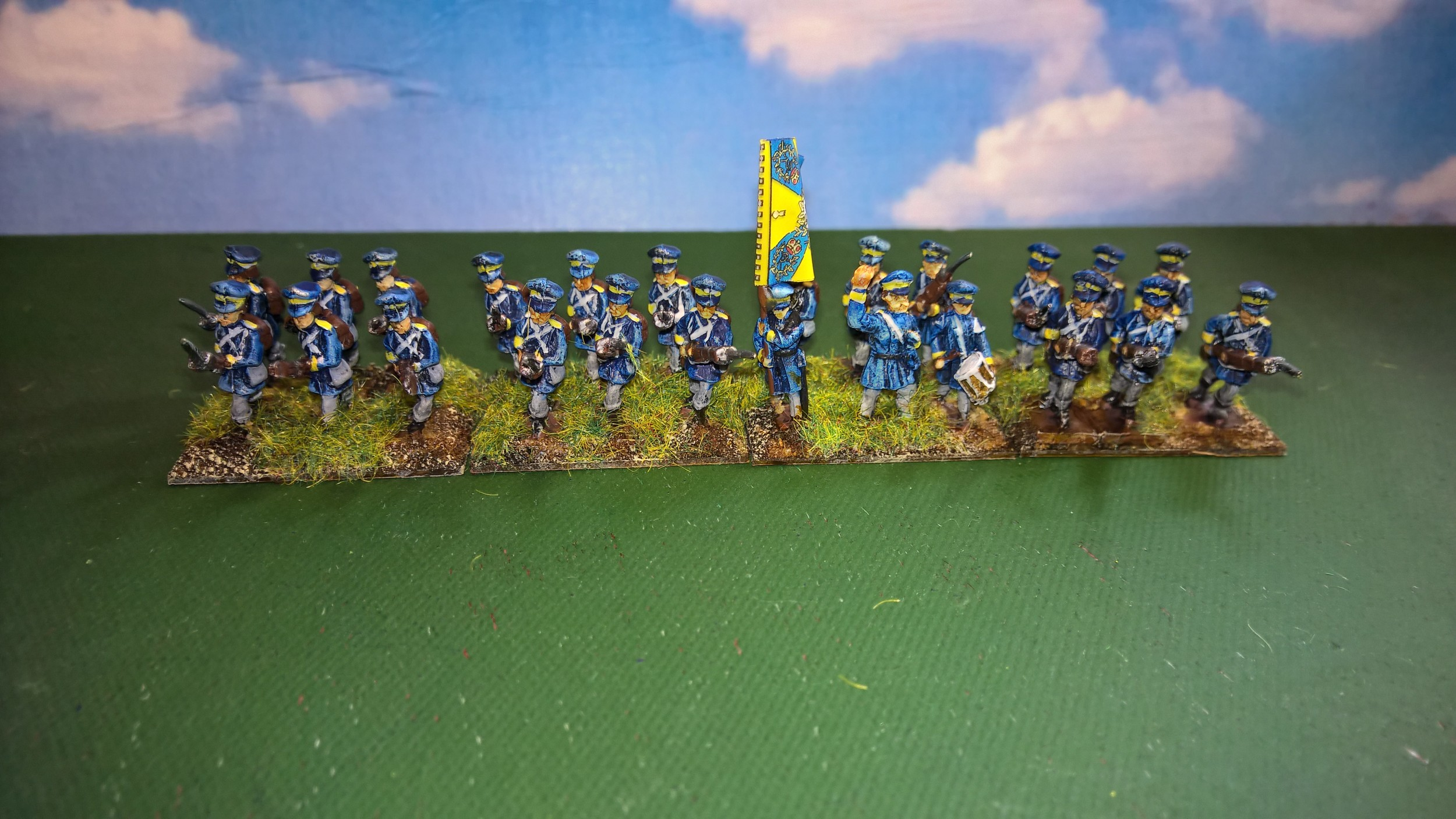 Prussians from Mr Helliwell