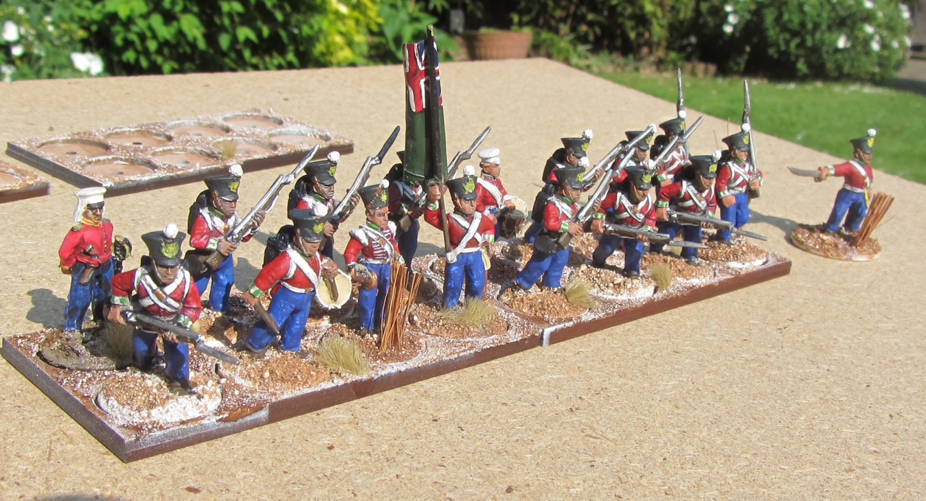 Mervyn's British Infantry for SP2 Indian Mutiny