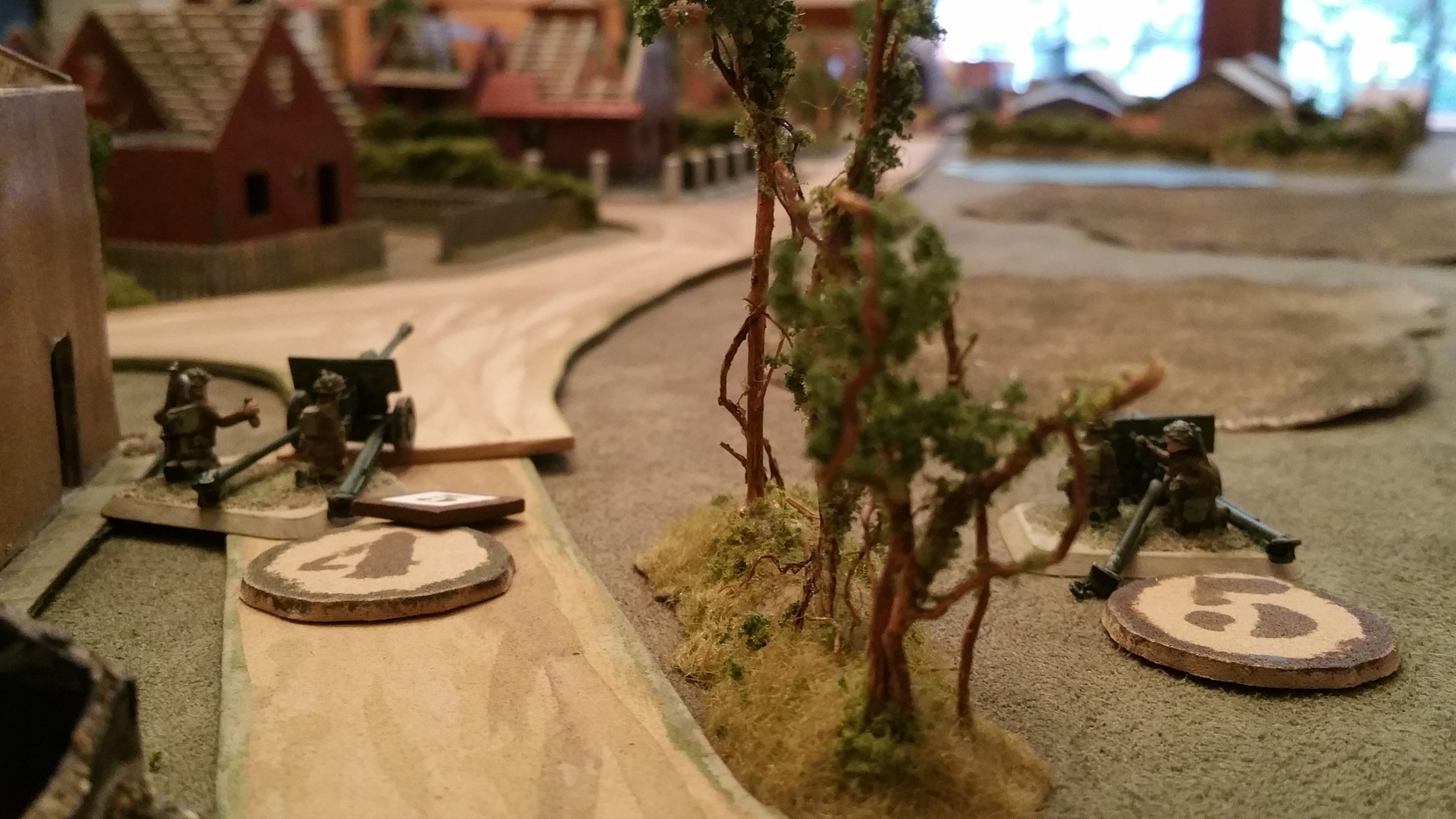 6 Pounders Wait for the StuGs...