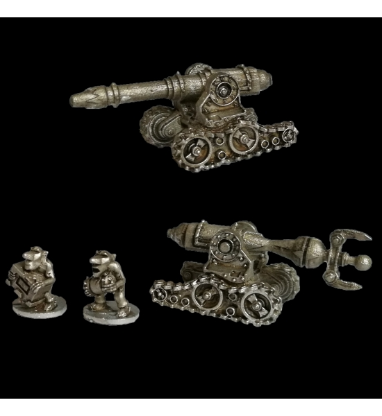 Goblins with Heavy Support Weapons