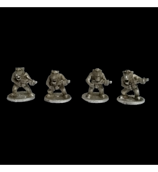 Goblins with Carbines
