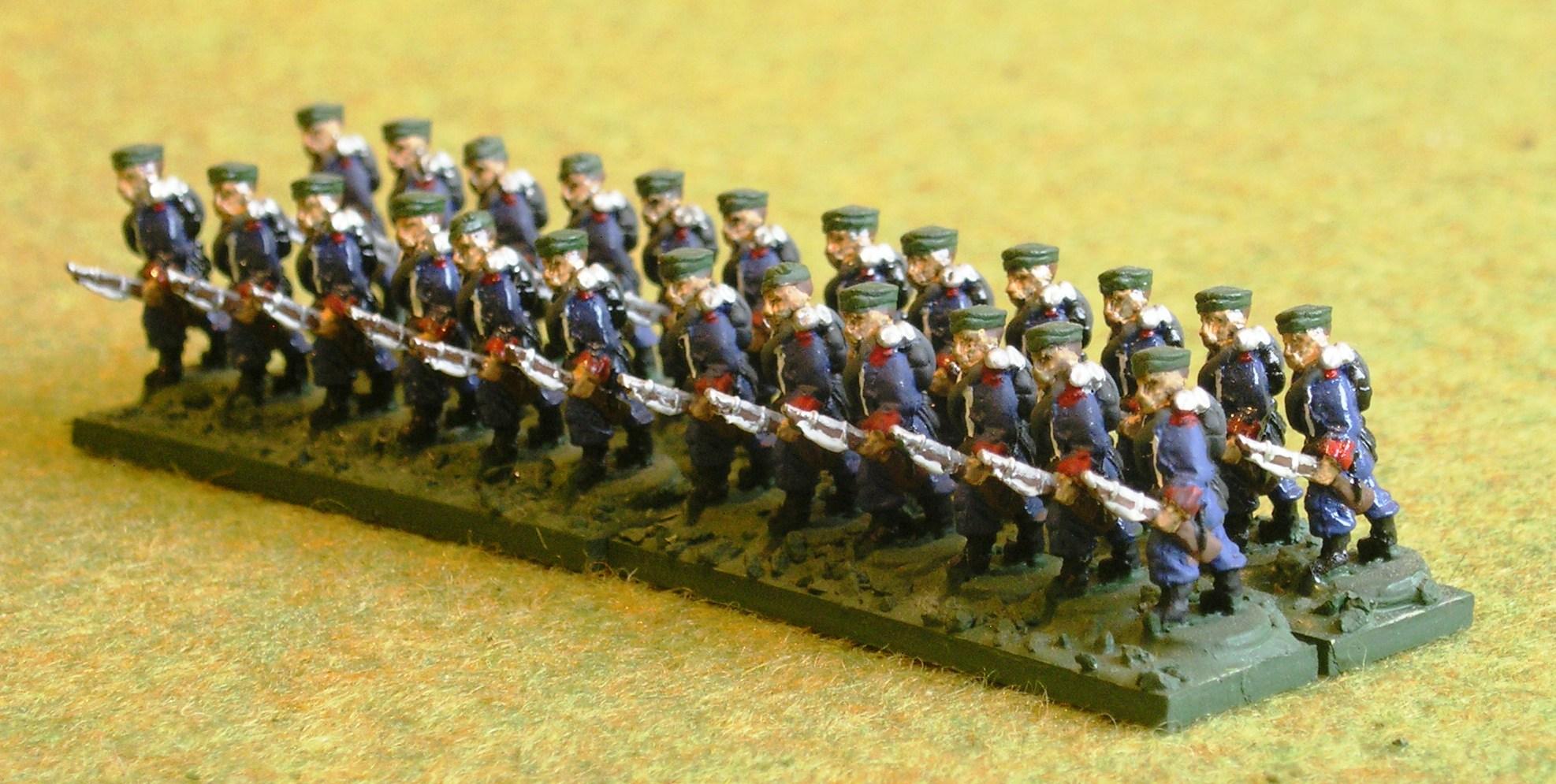 2nd Line Battalion