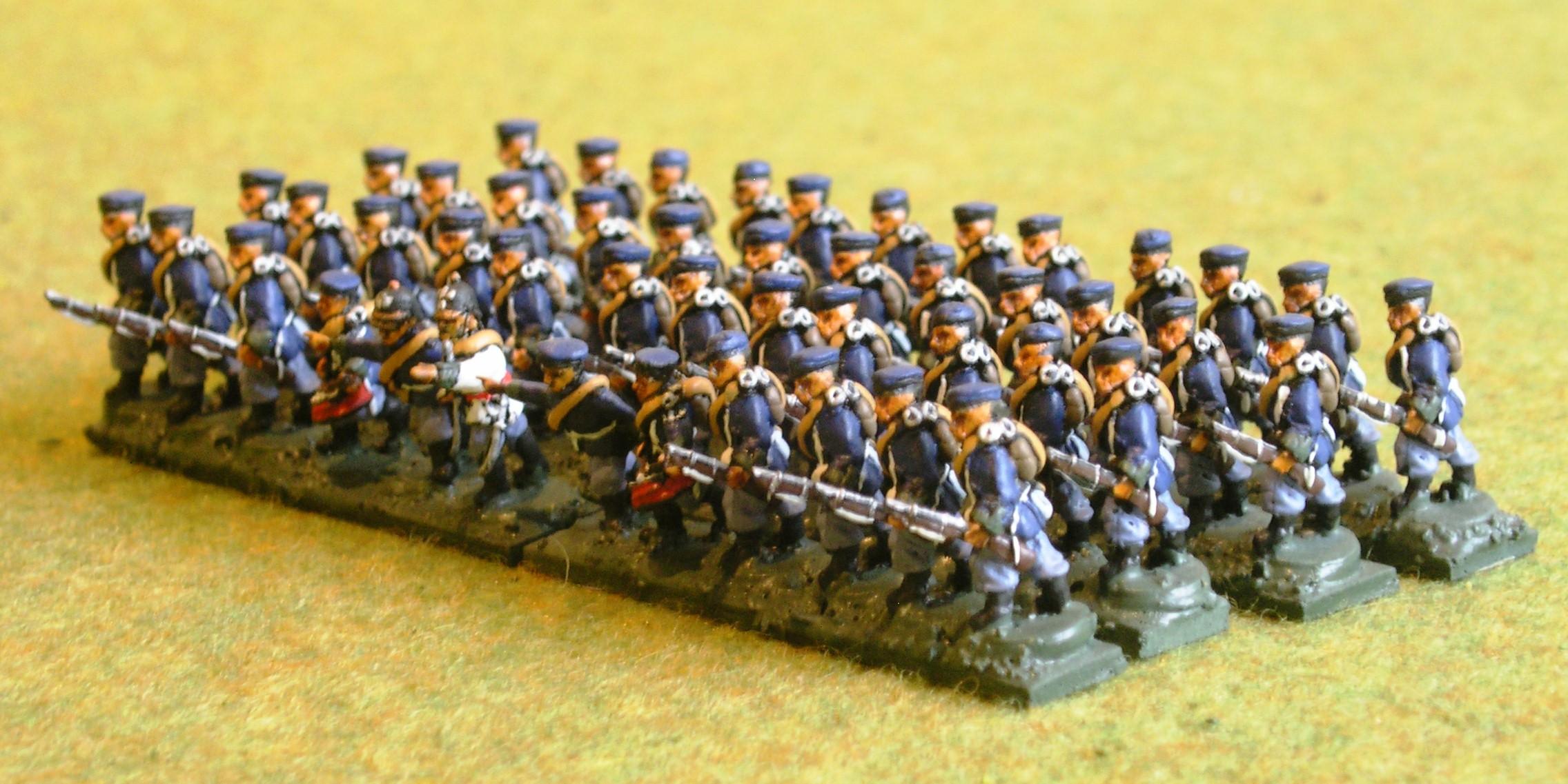 1st Line Battalion