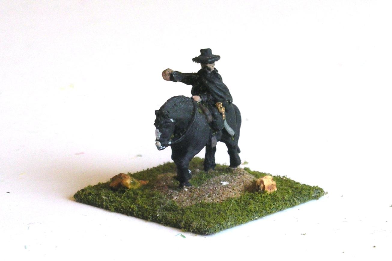Zorro (an anachronism!)