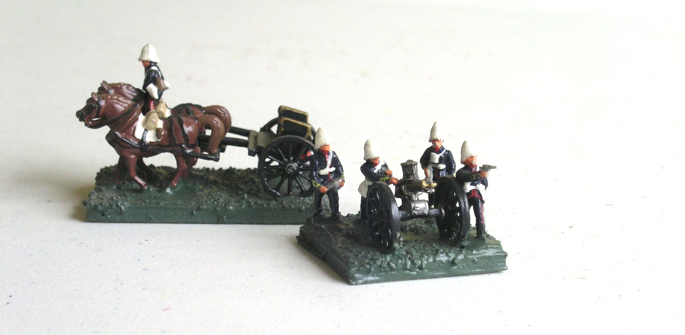 Royal Horse Artillery: Gatling Gun