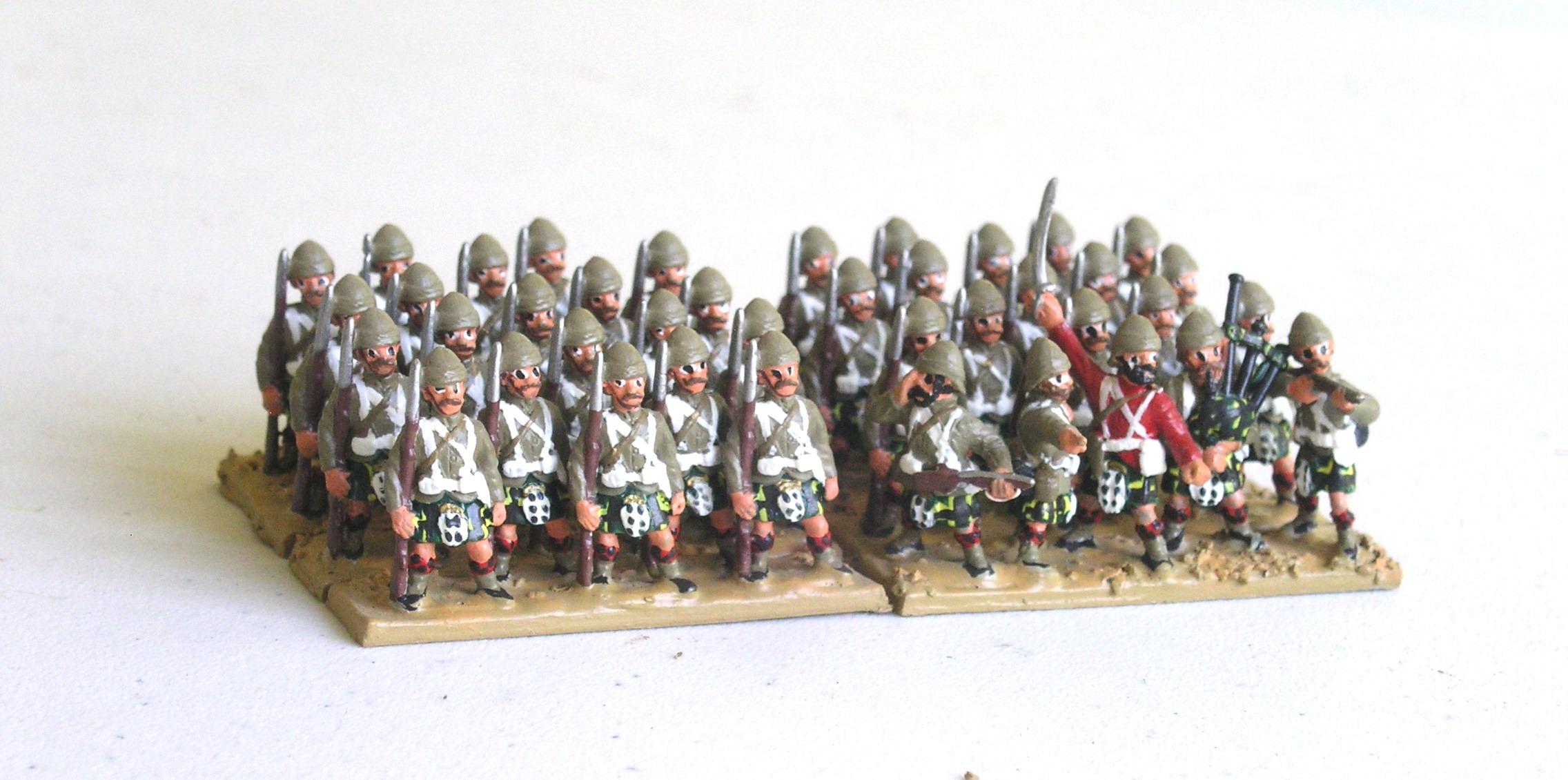 Battalion: 95th Highlanders