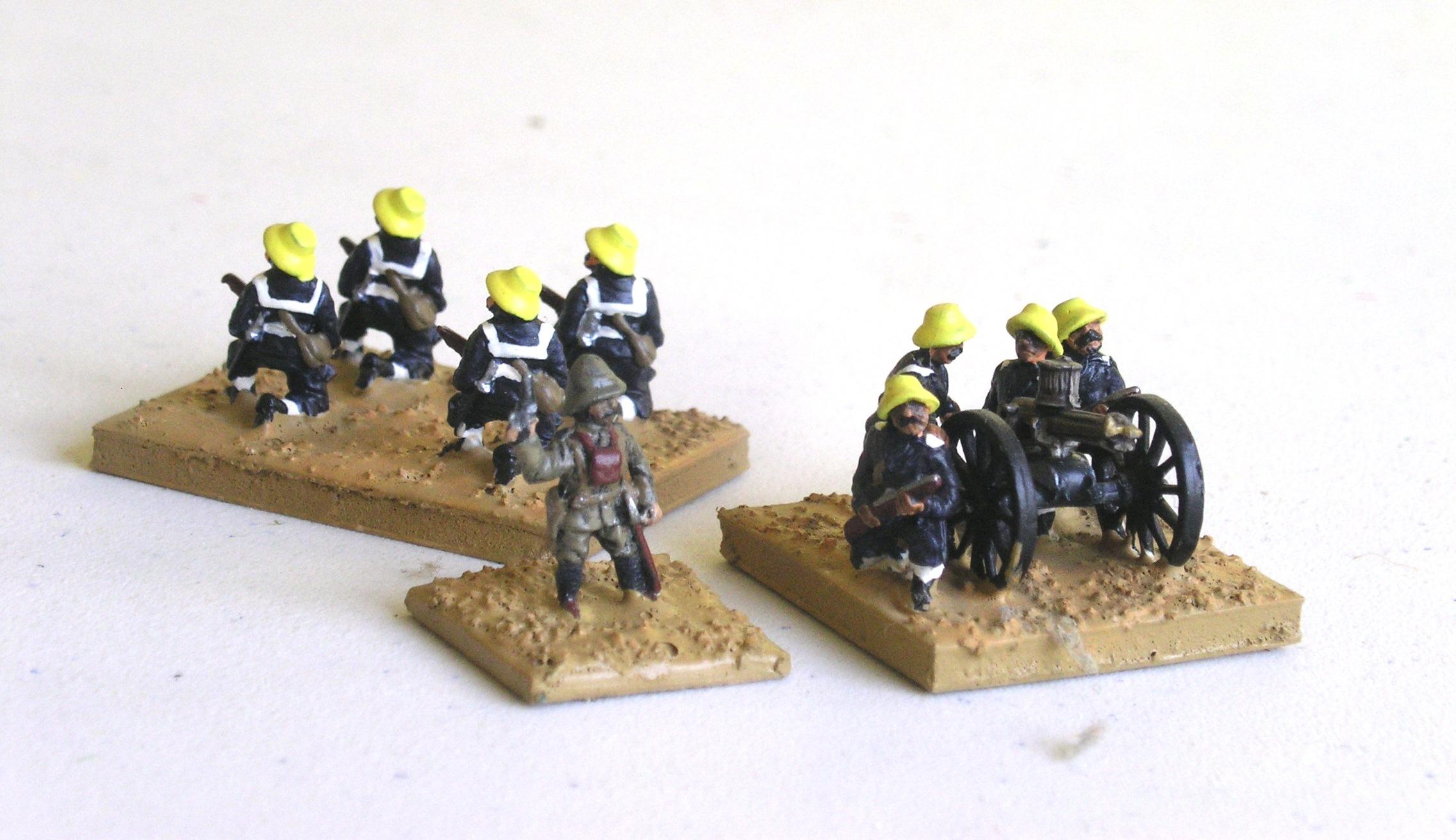 Naval Brigade: Gatling Gun