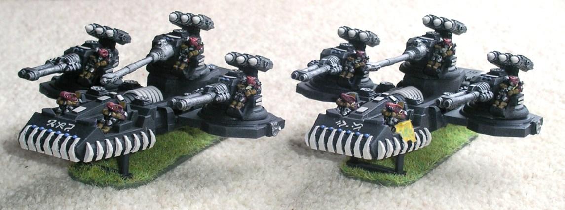 Crocodile-Class SuperHeavy Tank Squad