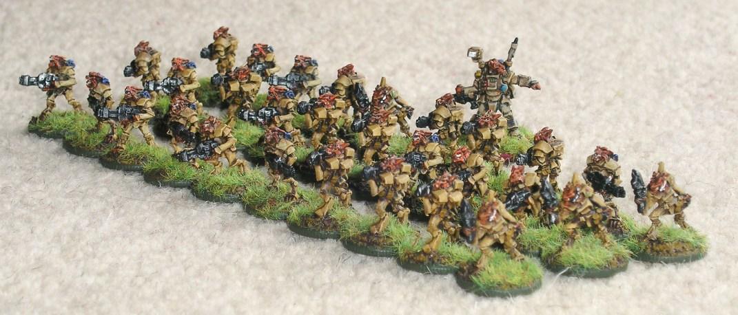 1st (Felid) Scout Platoon