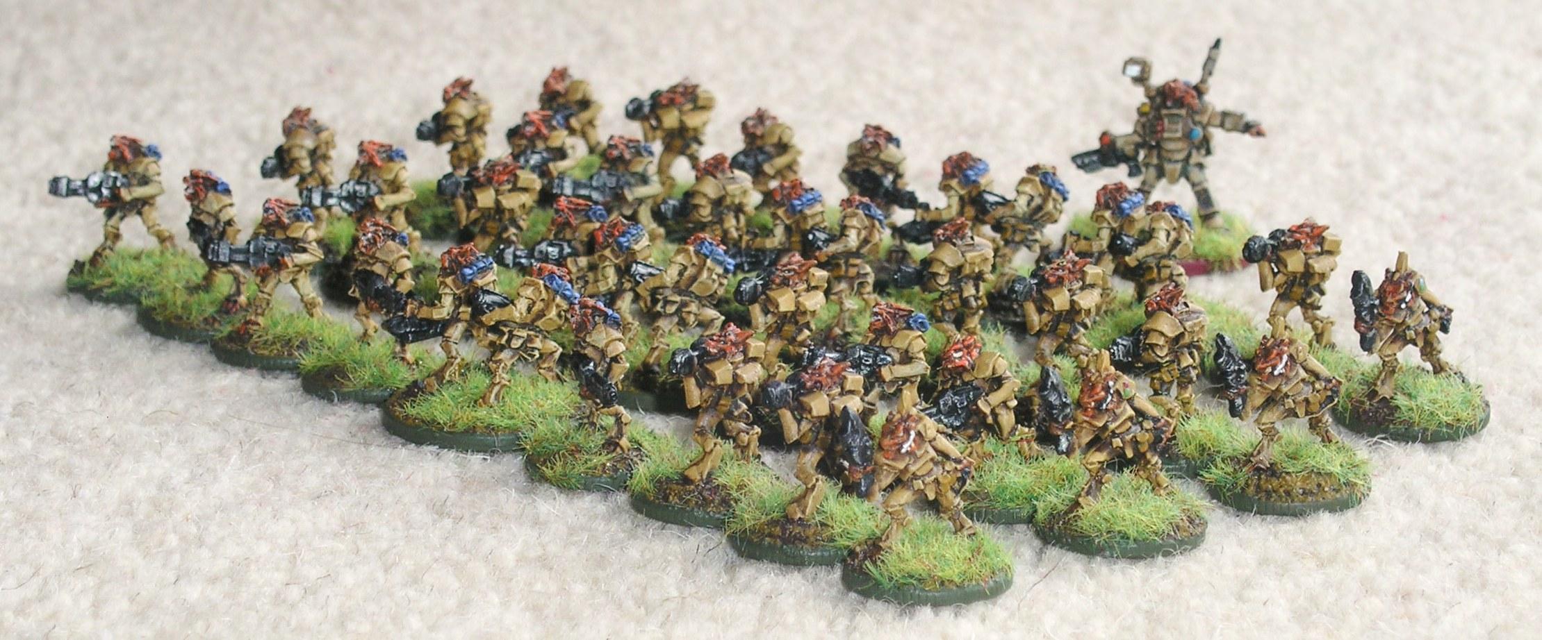 2nd (Felid) Household Platoon