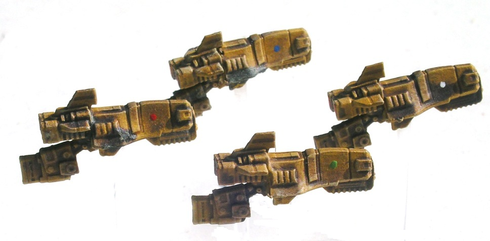 Snaggletooth Aerial Attack Drones