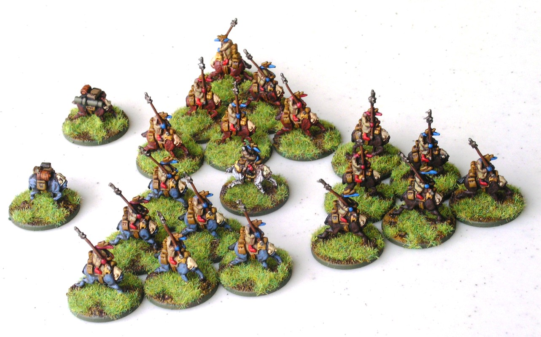 Cavalry Wedge:  B Troop, 101st Cavalry Squadron