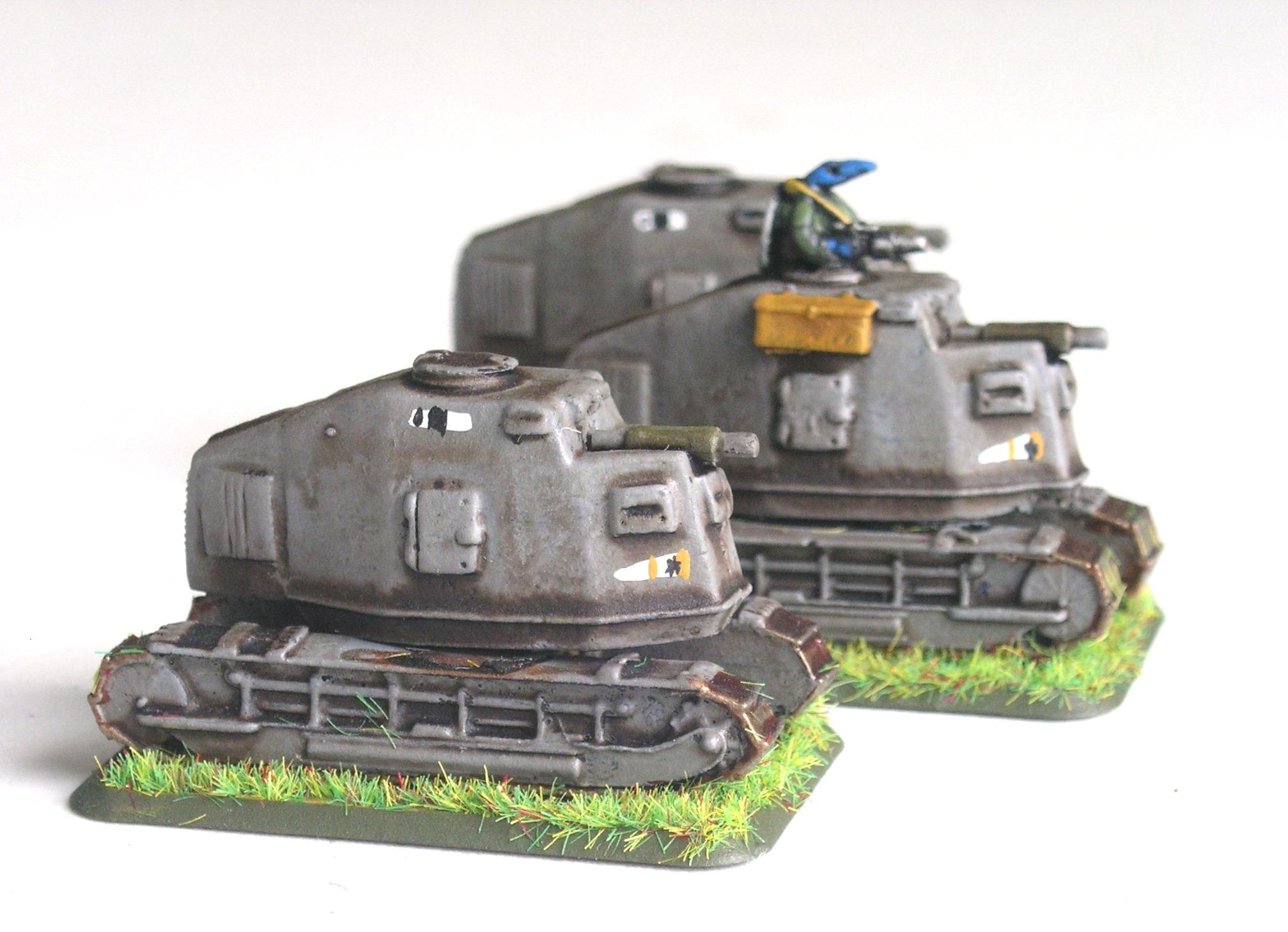 Ailthean Light Tractors (Leiberg Borderers)