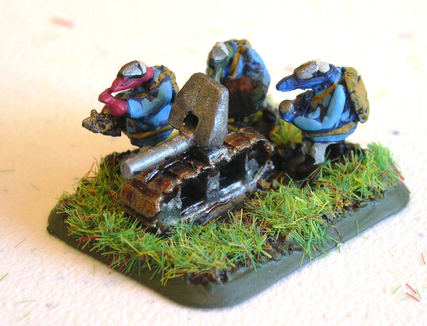 Heavy Weapons Teams
