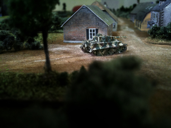 A new addition to my collection! GHQ, 1/ 285 Tiger I