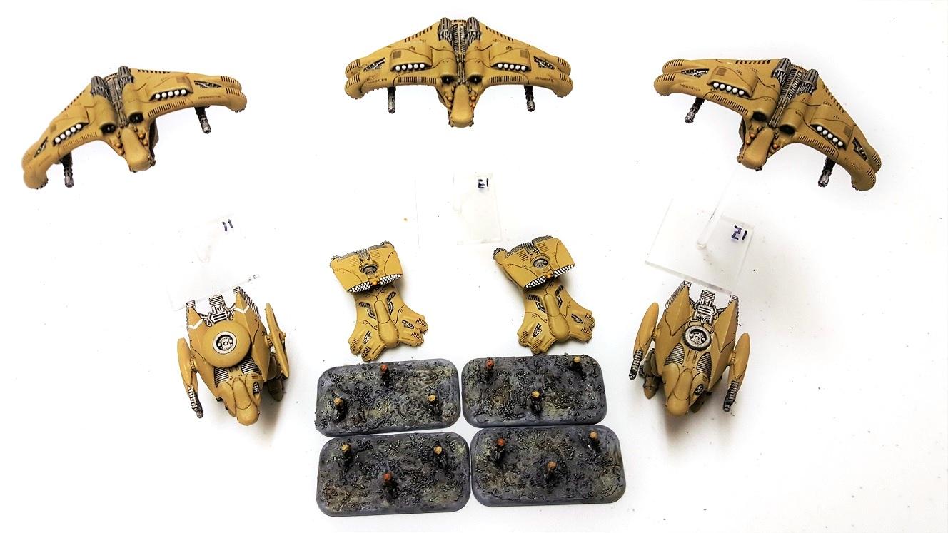 I do like Dropzone Commander kit, just wish it was 15mm