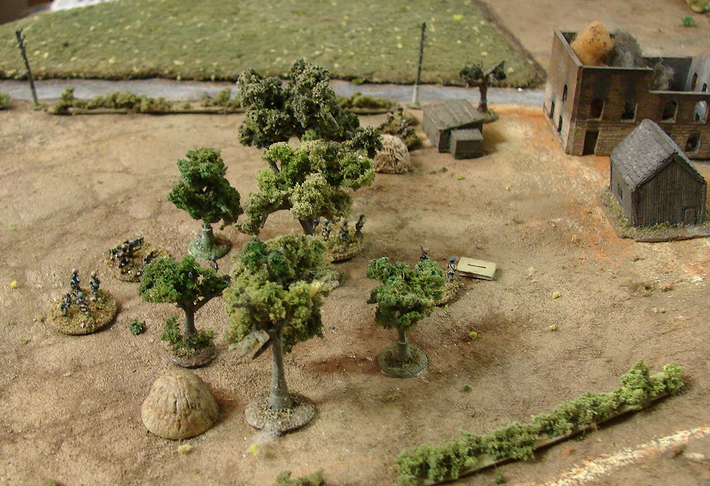 Ongoing Firefight
