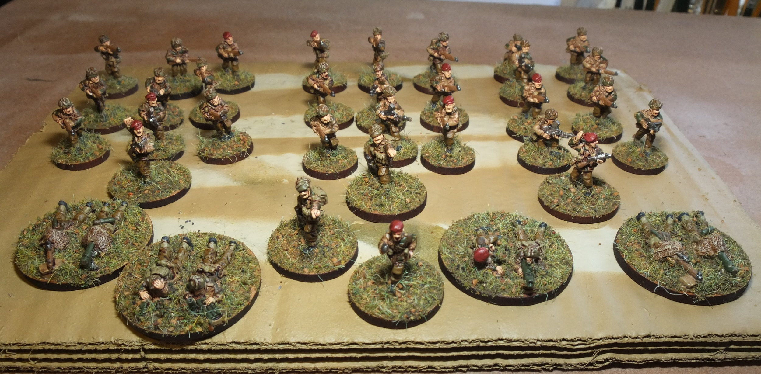 British Paras from Carole