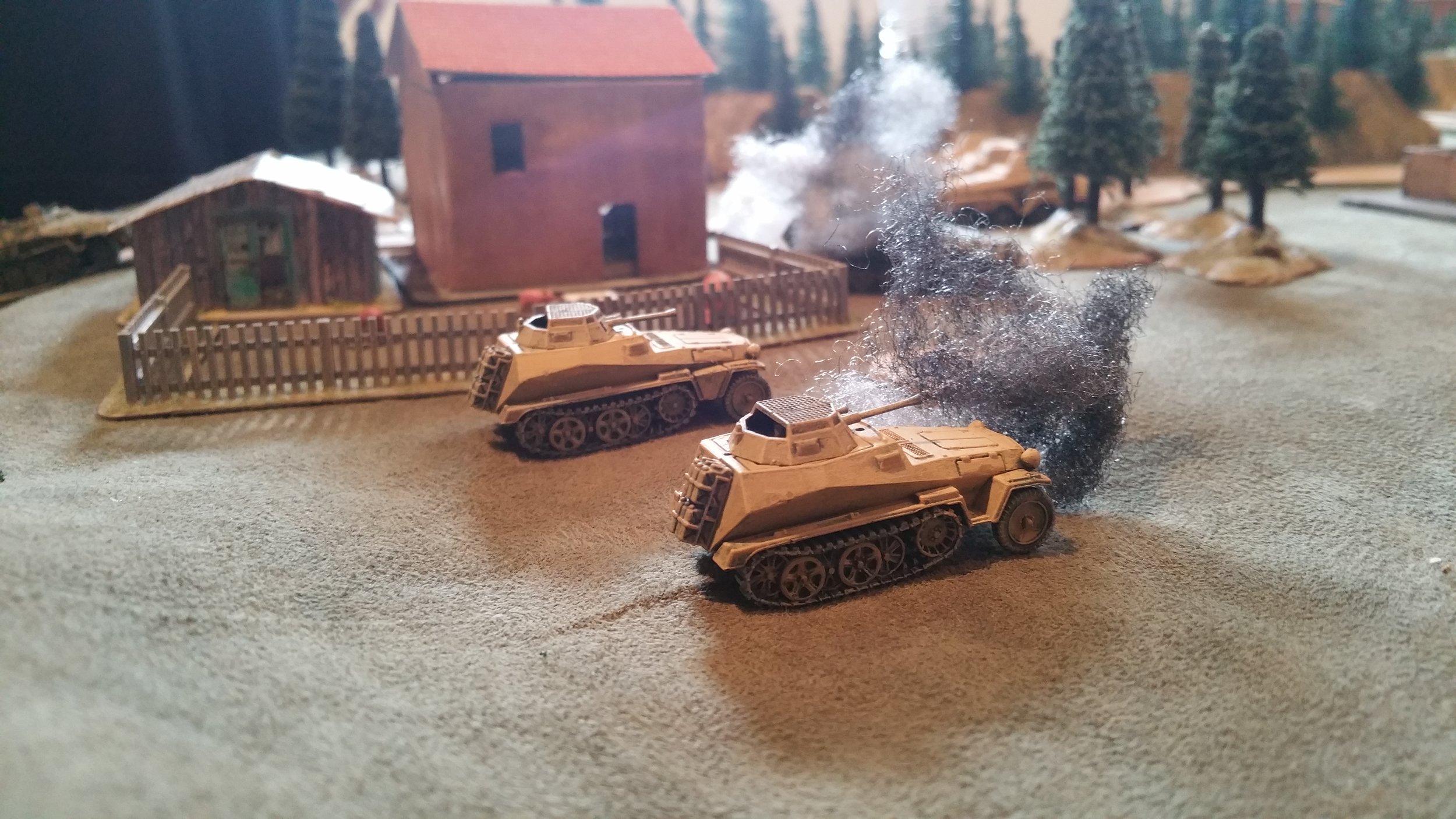 Sdkfz 251s Get Clobbered Too