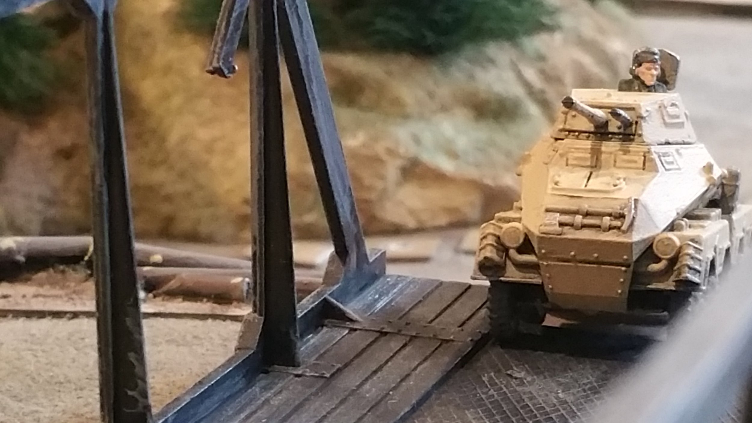 What Might Have Been: German Armour at the Bridge