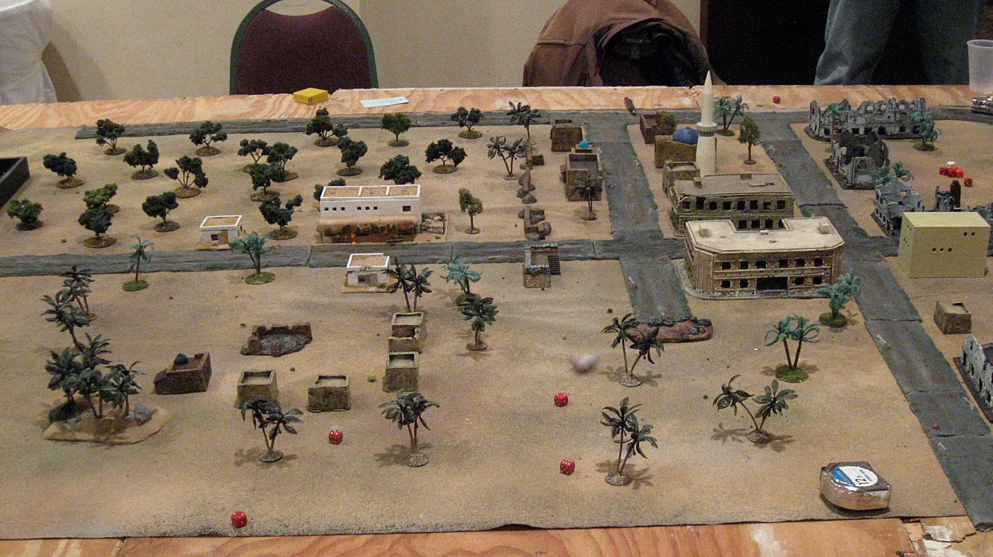 The Battlefield - Image from Doctor Merkury