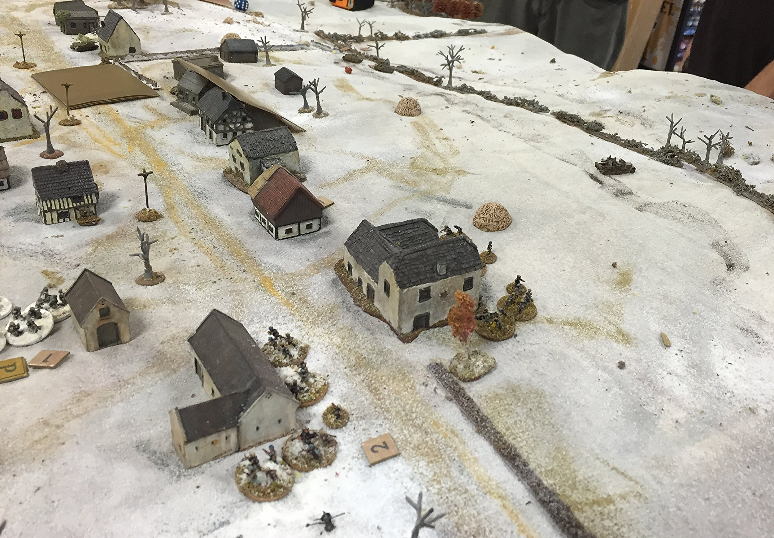 More Action on the Flank