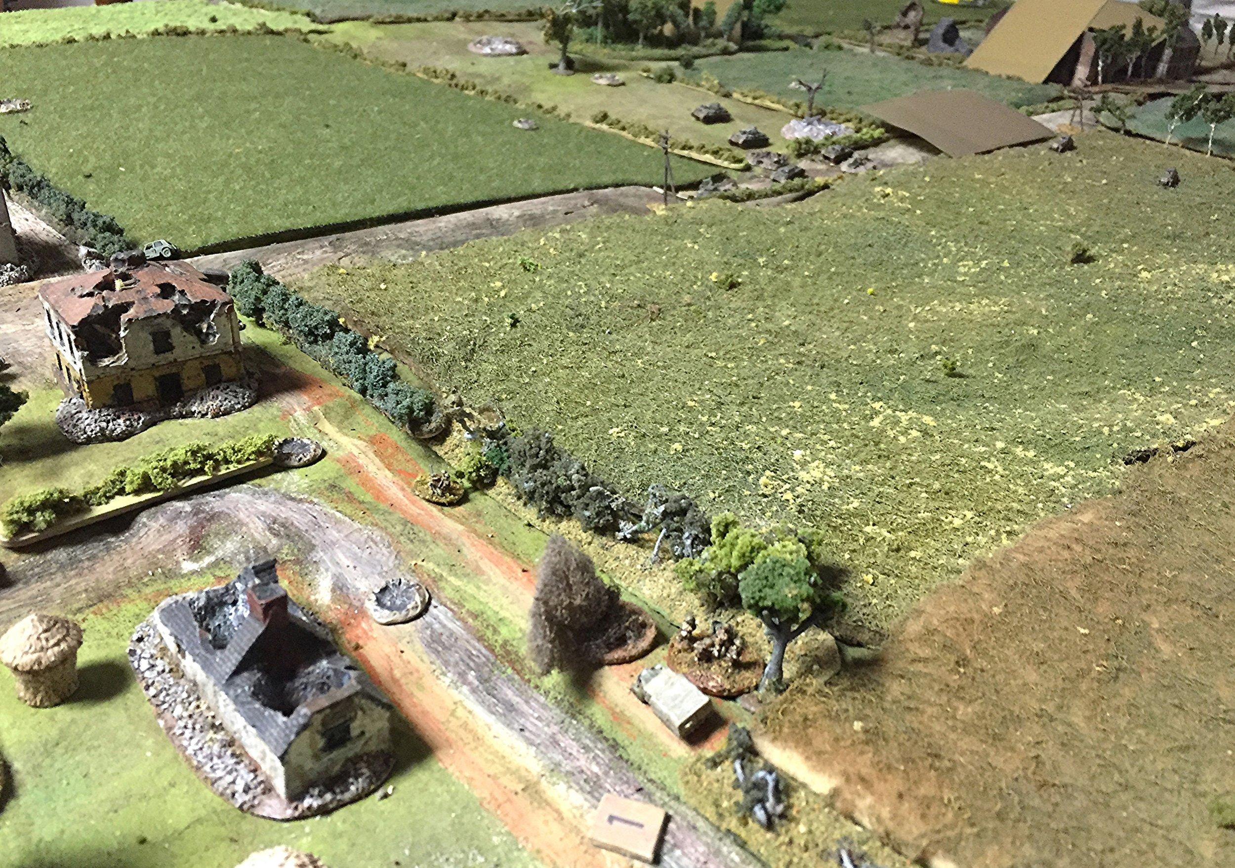 British Defences Open Fire