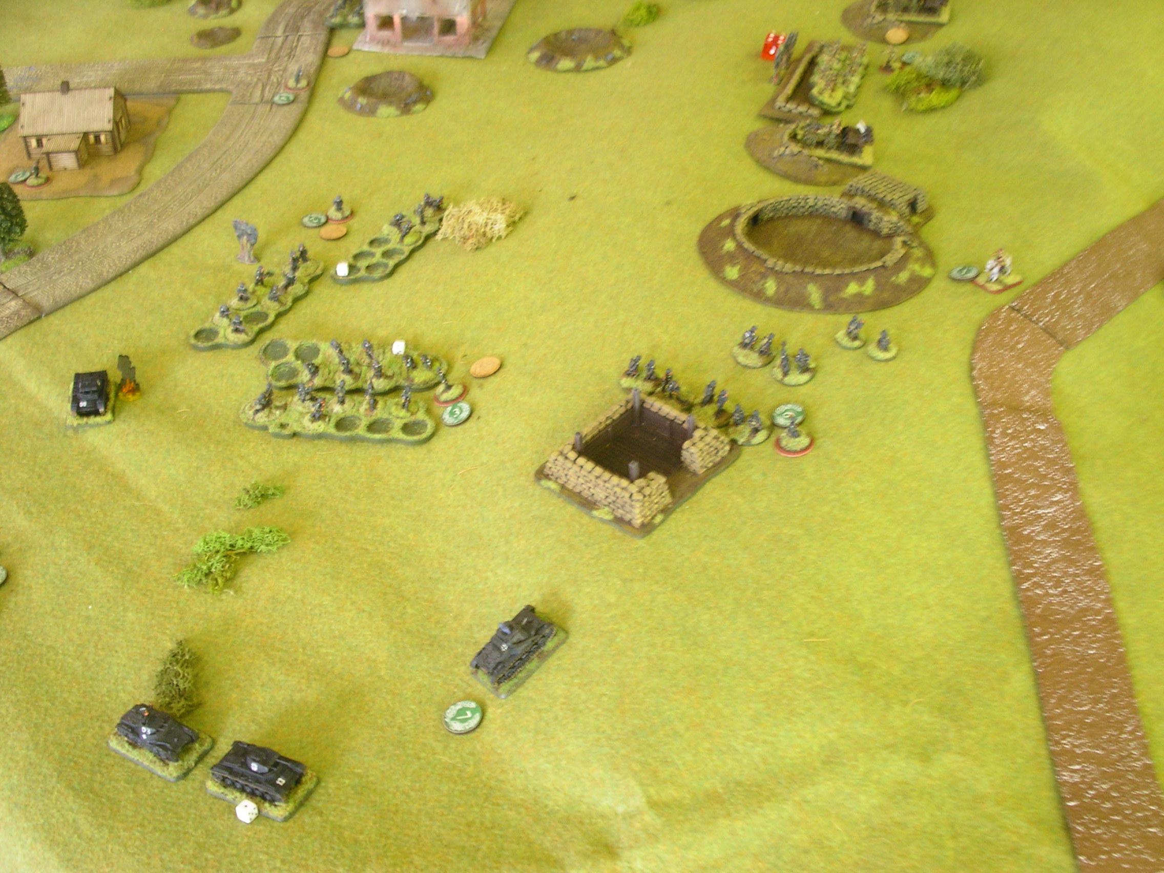 southern bunker falls