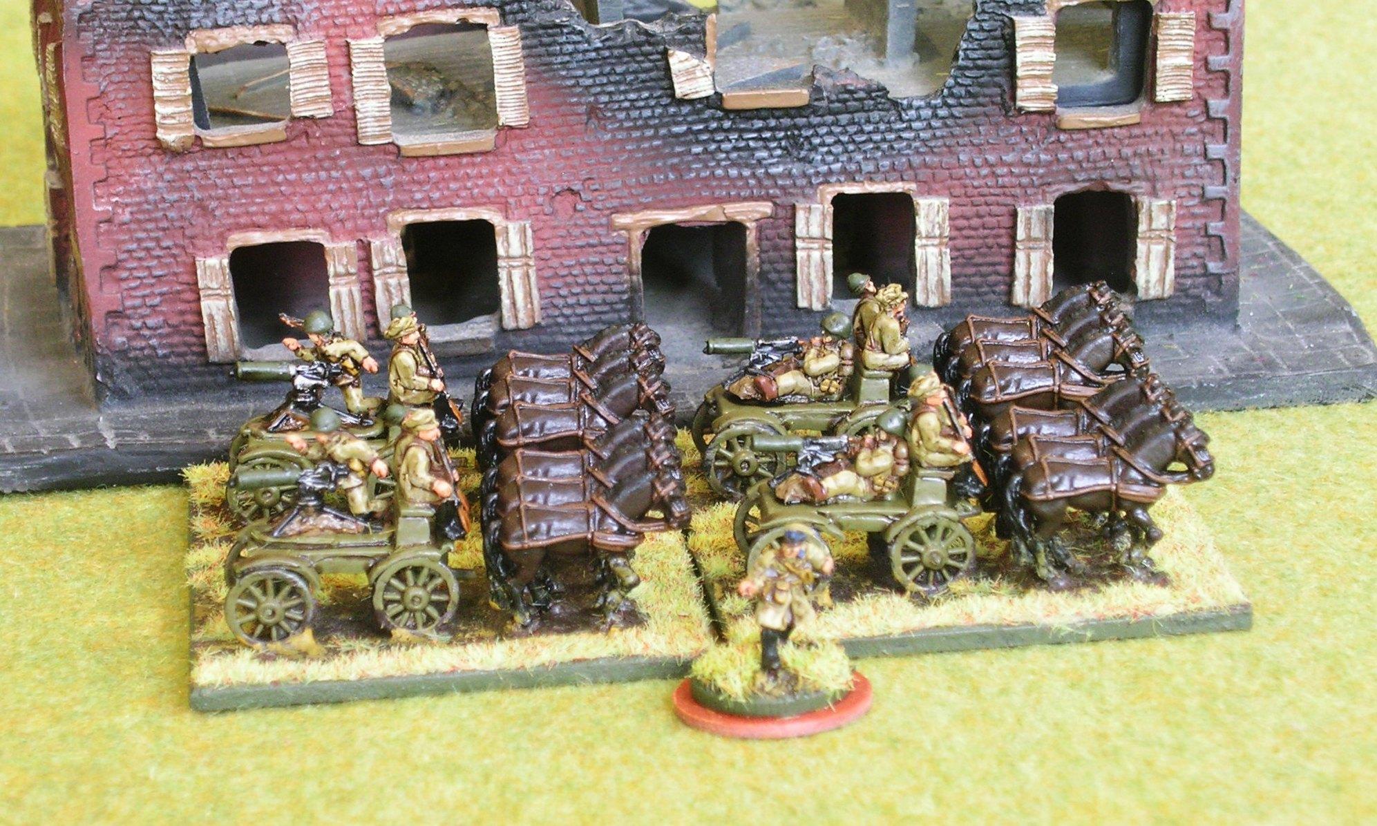taczanka platoon from hmg squadron