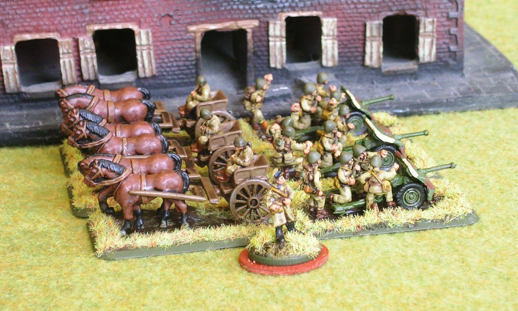 cavalry anti-tank platoon (one missing)