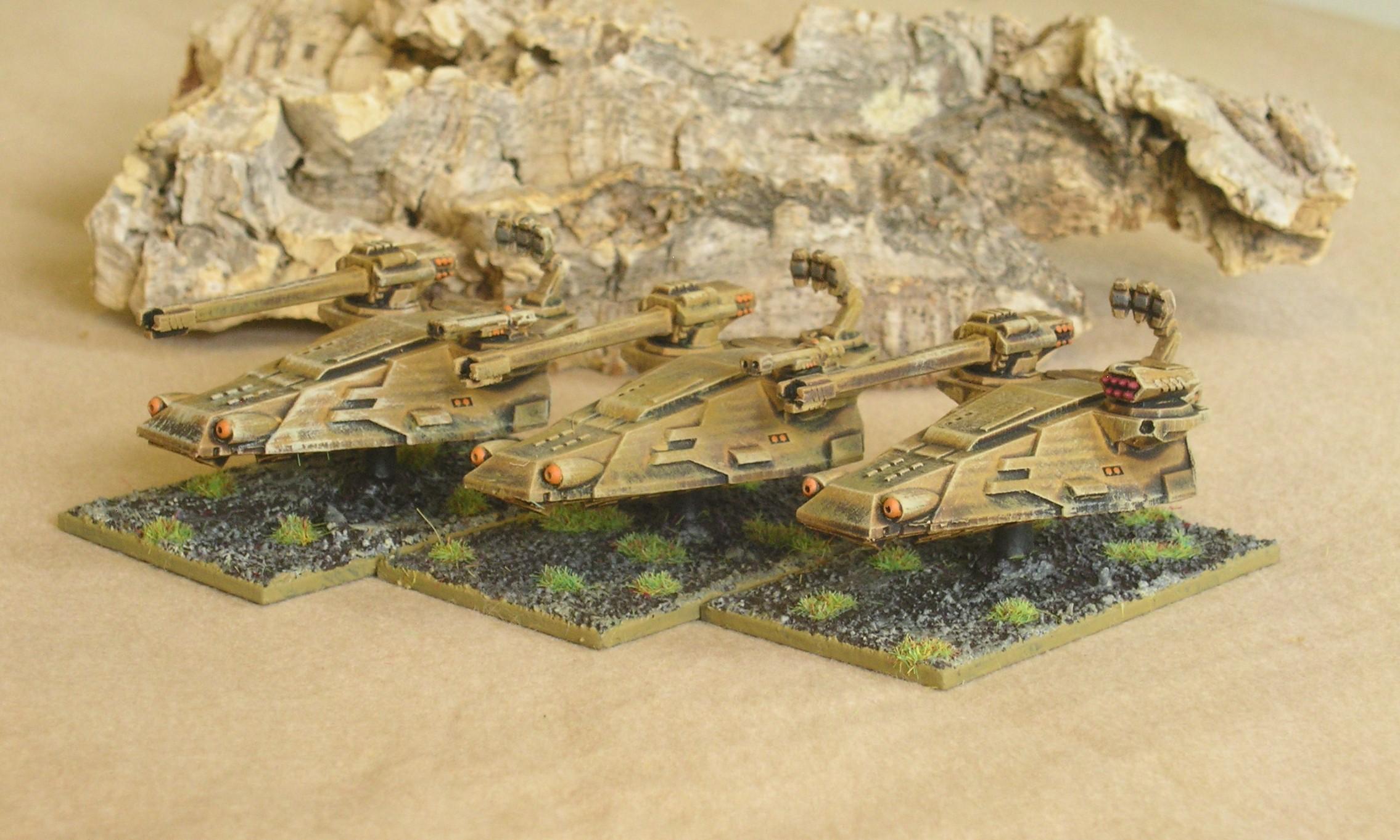 Vasseth Strike Tank Platoon