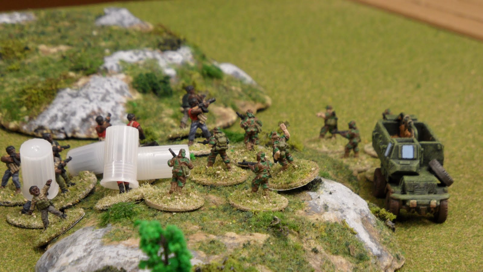 the constables charge to their doom