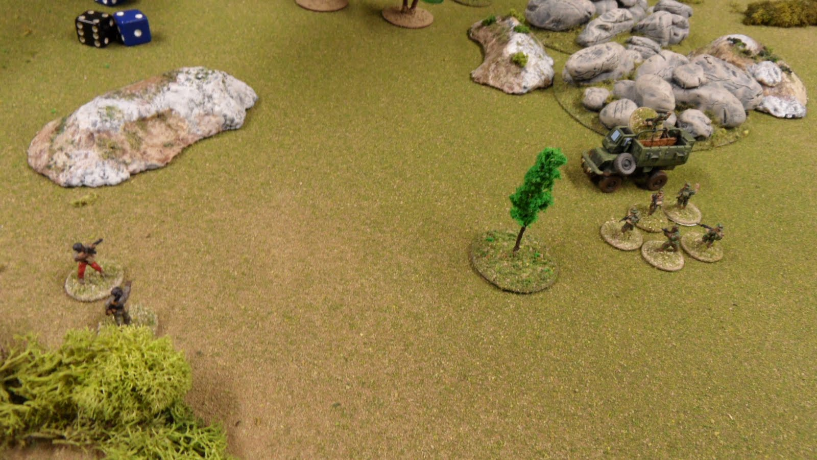 Cornered!  the ZIPRA troops surrender