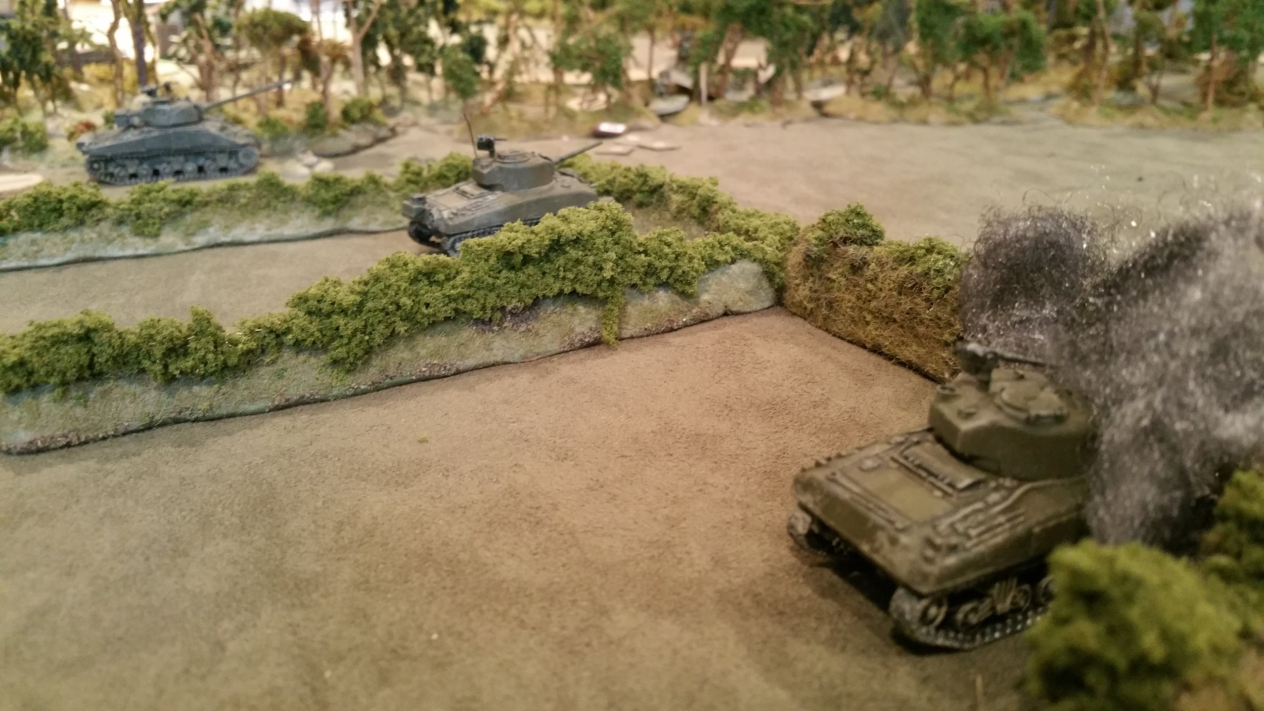 1st Troop Finds the German AT Gun