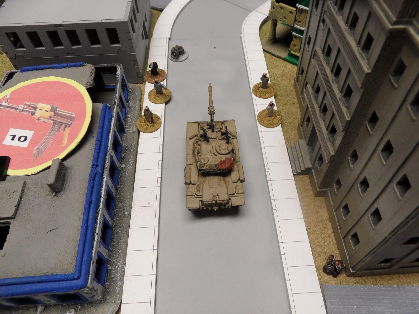 """Okay, maybe solidarity  won't stop tanks."""