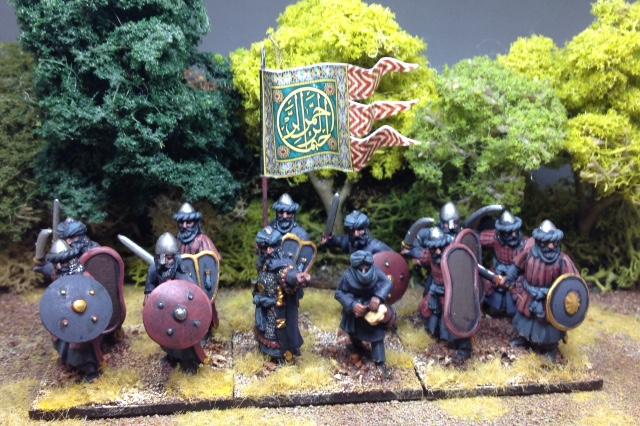 Black Tree Arabs from Matt Slade