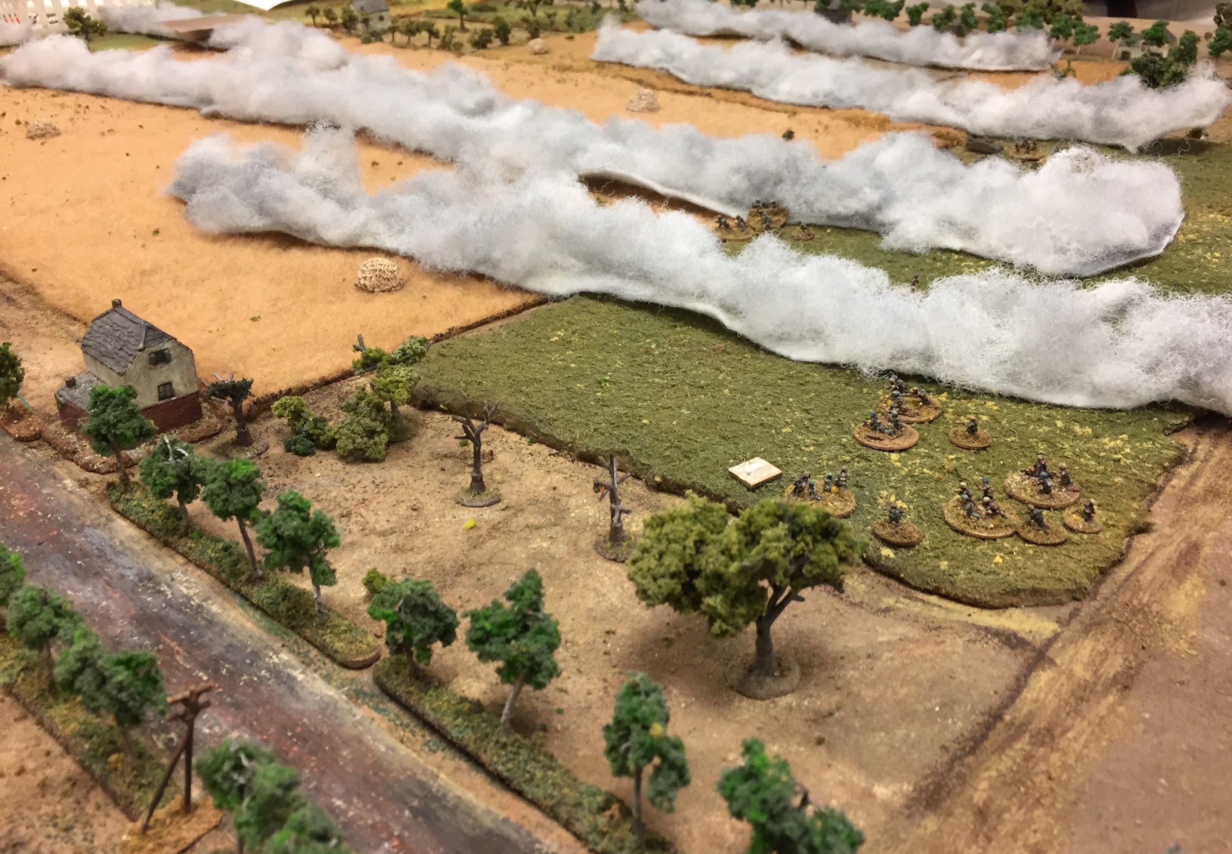Luftwaffe Advance