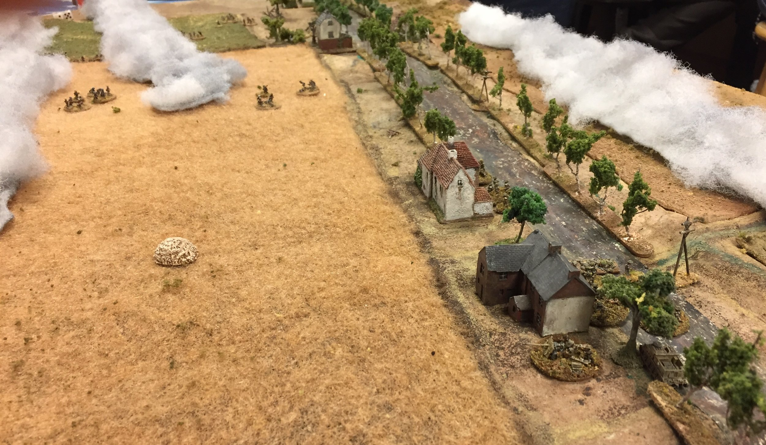Luftwaffe Continues To Move Up