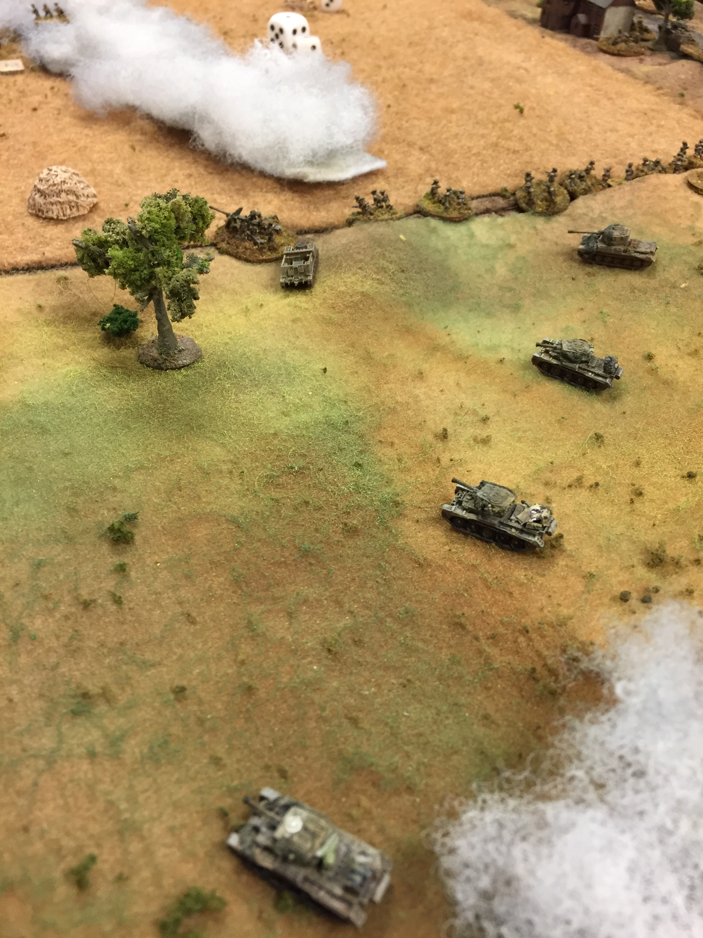 The Cavalry (The Hussars At Least) Arrive
