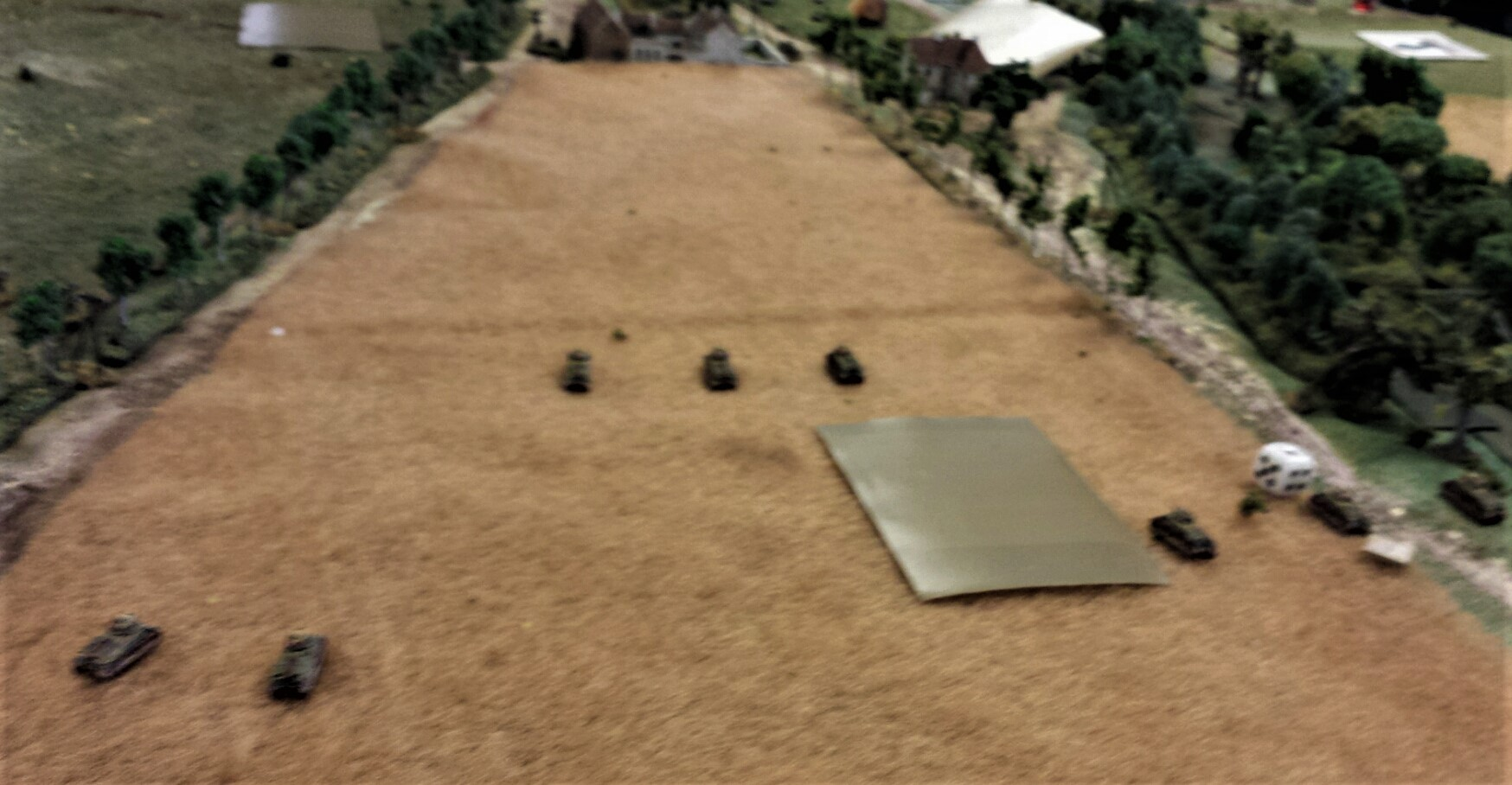 The French Advance