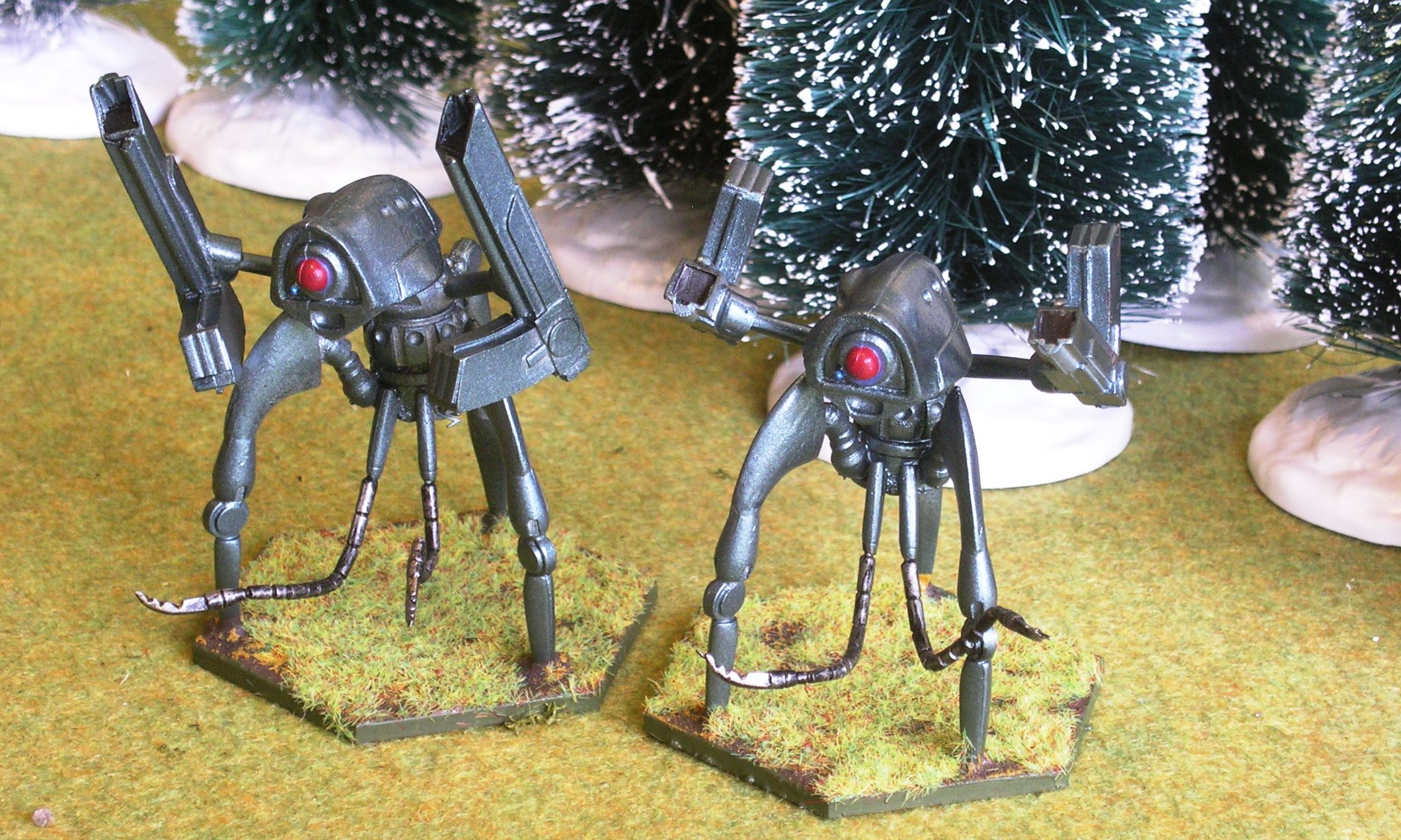Grenadier Tripods
