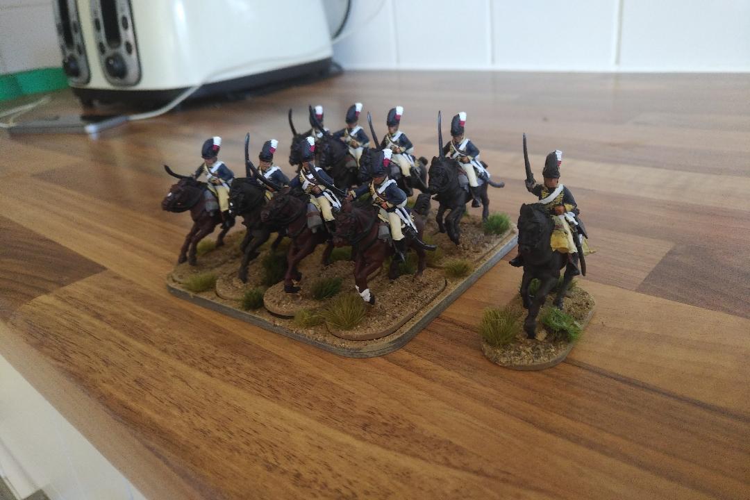 Dragoons from McGinn