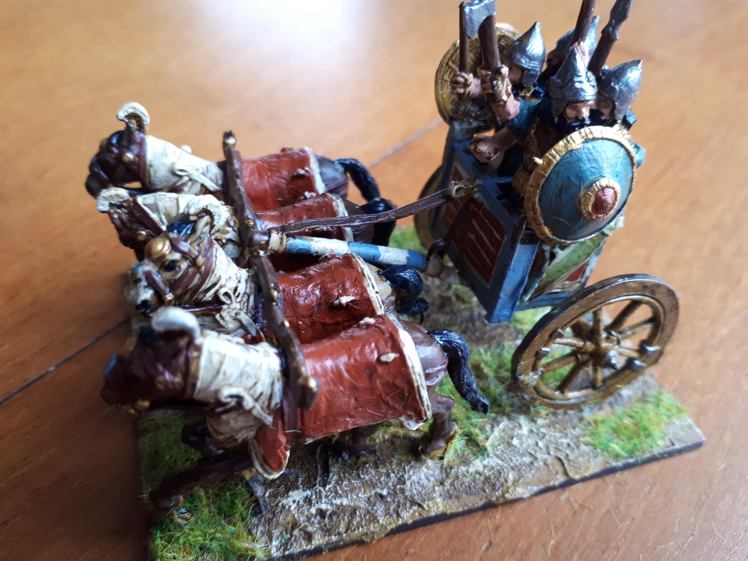 Chariot from Steve Burt