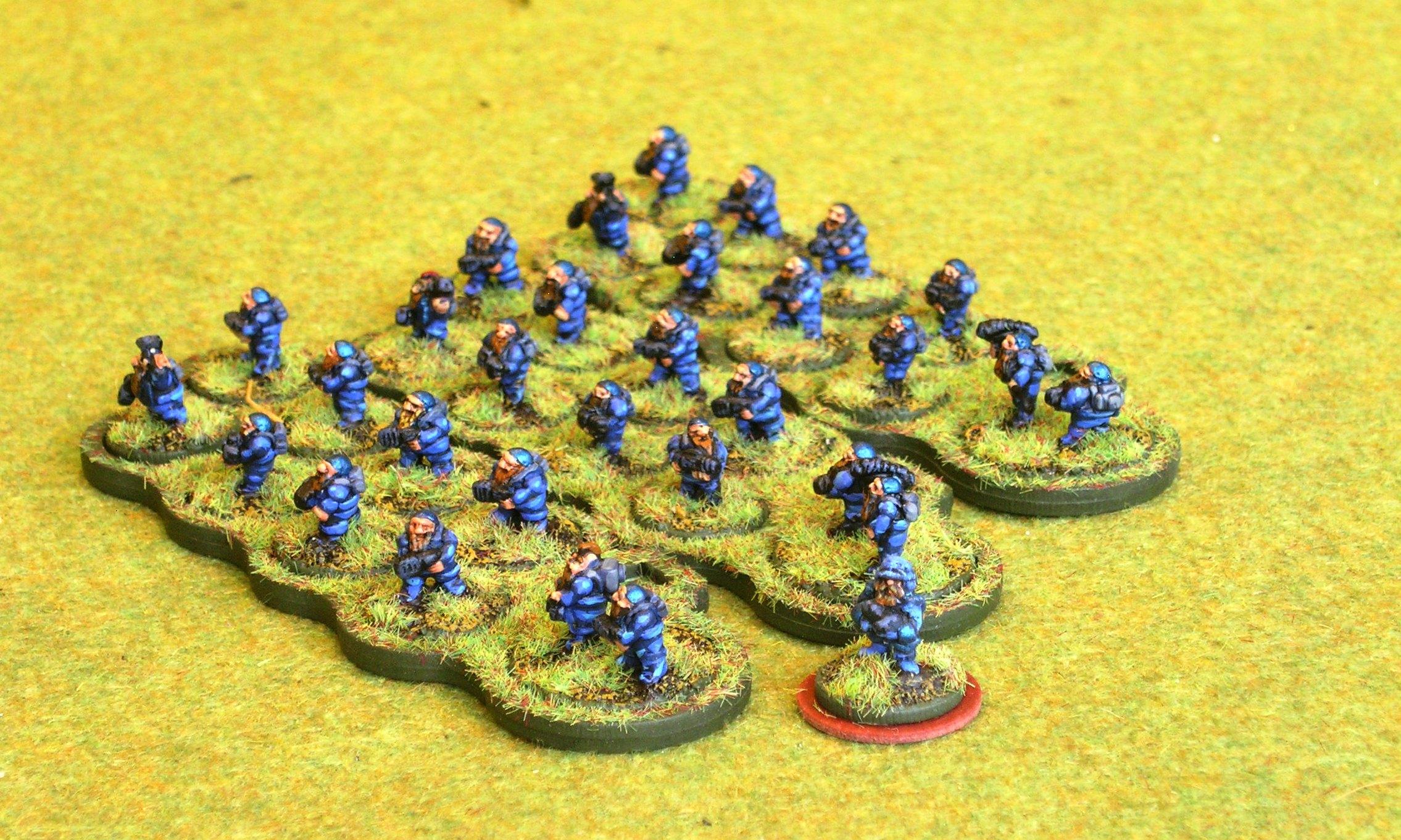 2nd (Gruntling) Infantry Platoon